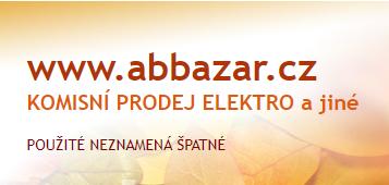 Elektro bazar (abbazar.cz)