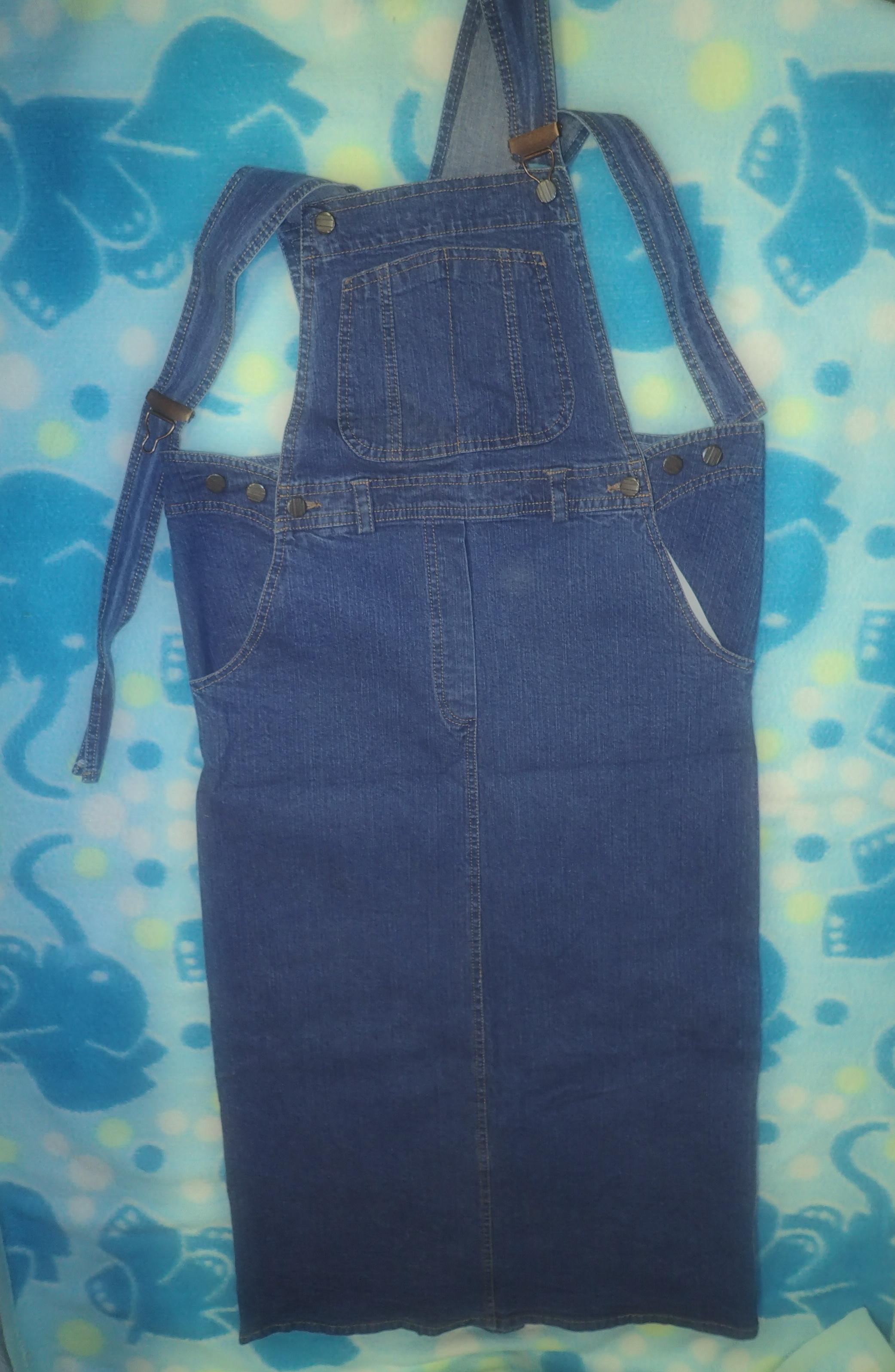58b943ebad00 Laclové riflové těhotenské šaty