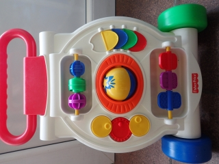 Chodítko Fisher  Price
